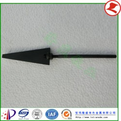 金属电极钛电极水处理