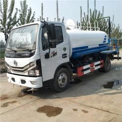 园林绿化洒水车生产厂家直销国六5吨小型洒水车