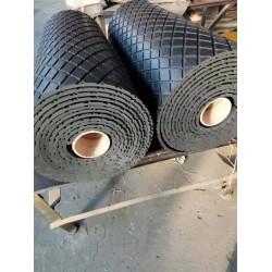 耐磨菱形板 滚筒包胶  设备耐磨配件用耐纳特胶板